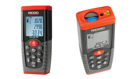 RIDGID micro LM-100 Laser Distance Meter