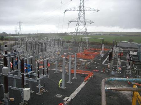 New Cumnock Substation