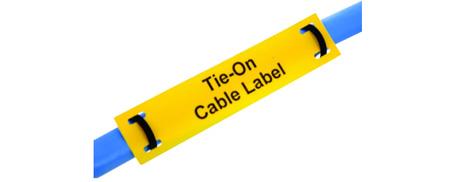 Silver Fox Legend LXL Laser Tie on labels