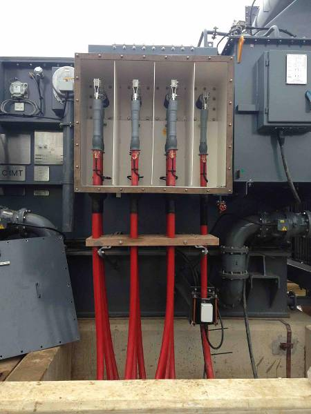 11kv Prysmian Float Fit Cable Terminations Sse