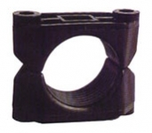 Prysmian Two Hole Plastic LSF Cable Cleat 374LSF02