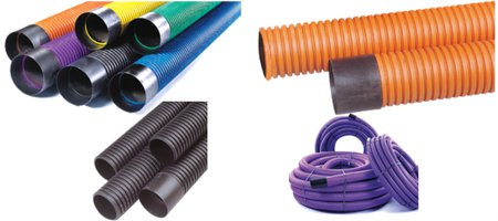 Polypipe Cable Ducting