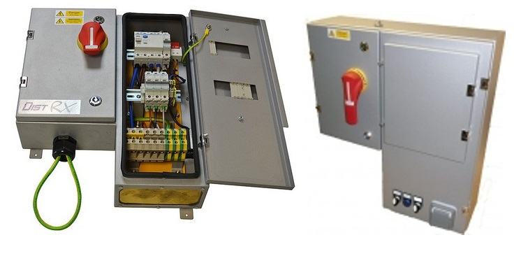 Street Lighting Distribution Boards - Lucy Zodion Dist RX