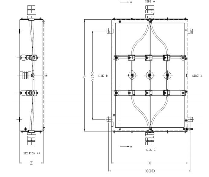 abtech mjb  high voltage hazardous area zone 1 zone 2 electrical enclosures