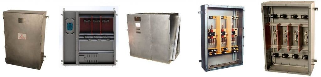 Abtech HV Stainless Steel Hazardous Area Electrical Enclosures