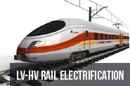 LV-HV RAIL ELECTRIFICATION
