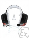 Ecom Smart Muff - ATEX Hazardous Area Headset